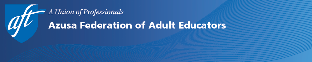 Azusa Federation of Adult Educators